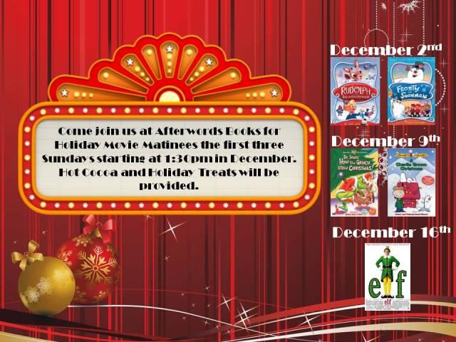 Holiday Movie Marathon!